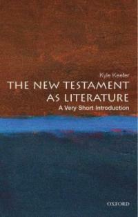 The New Testament as Literature: A Very Short Introduction (Paperback)