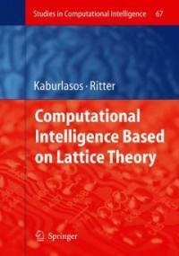 Computational intelligence based on lattice theory