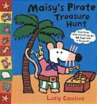Maisys Pirate Treasure Hunt (Board Book)