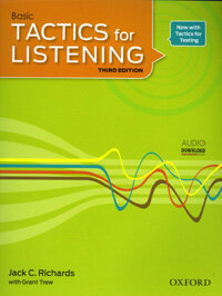 Tactics for Listening: Basic: Student Book (Paperback, 3 Revised edition)