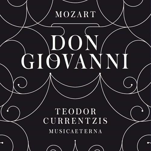 [수입] 모차르트 : 돈 지오반니 (3CD)
