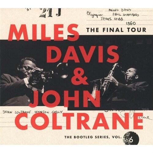 [수입] Miles Davis & John Coltrane - The Final Tour: The Bootleg Series, Vol.6 [4CD]