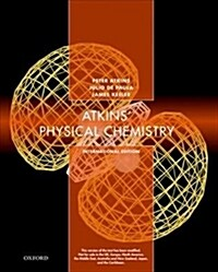 Atkins Physical Chemistry (Paperback, 11 Revised edition)
