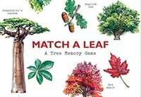 Match a Leaf : A Tree Memory Game (Cards)