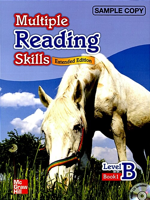 Multiple Reading Skills Extend Edition B-1 (Book + CD 1장)