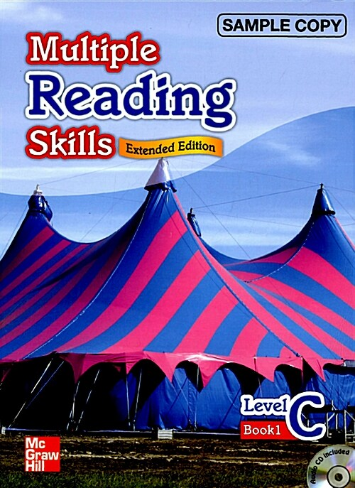 Multiple Reading Skills Extend Edition C-1 (Book + CD 1장)