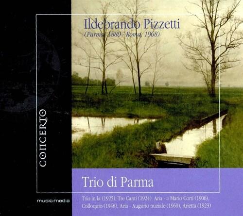 [수입] 피체티 : 피아노 삼중주, 아리아 & 아리에타