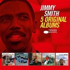 [수입] Jimmy Smith - 5 Original Albums [5CD][박스세트]