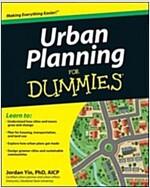Urban Planning for Dummies (Paperback)