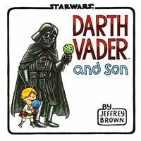 Darth Vader and Son (Star Wars Comics for Father and Son, Darth Vader Comic for Star Wars Kids) (Hardcover)