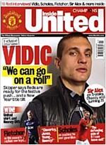 Inside United (월간 영국판): 2012년 01월호