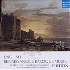 [수입] 영국 르네상스 시대와 바로크 뮤직 [10 for 2]
