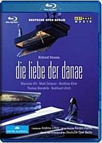 [수입] [블루레이] R.슈트라우스 : 다나에의 사랑