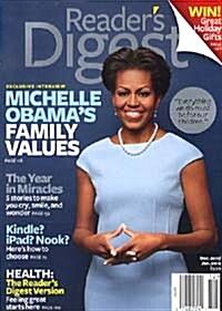 [정기구독] Readers Digest USA (월간)