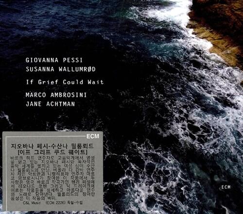[수입] Giovanna Pessi & Susanna Wallumrod - If Grief Could Wait
