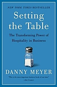 Setting the Table (Paperback)