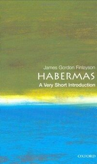 Habermas: A Very Short Introduction (Paperback, New)