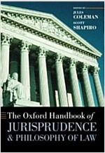The Oxford Handbook of Jurisprudence and Philosophy of Law (Paperback)