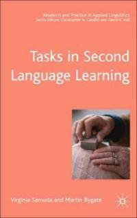 Tasks in language learning