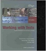 Working with Texts : A Core Introduction to Language Analysis (Paperback)