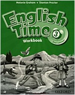 English Time: 3: Workbook (Paperback, 2 Revised edition)