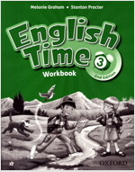 English Time 3 : Workbook (Paperback, 2nd Edition)