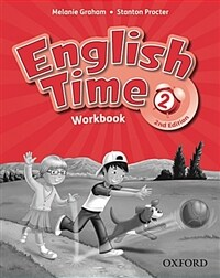 English Time 2 : Workbook (Paperback, 2th Edition)