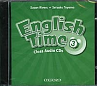 English Time 3 : Class Audio CD (2 CD Only, 2nd Edition)
