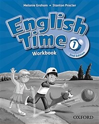 English Time 1 : Workbook (Paperback, 2nd Edition)