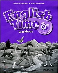 English Time 4 : Workbook (Paperback, 2nd Edition)