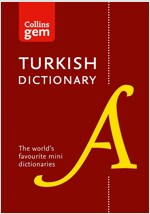 Turkish Gem Dictionary : The World's Favourite Mini Dictionaries (Paperback, 2 Revised edition)