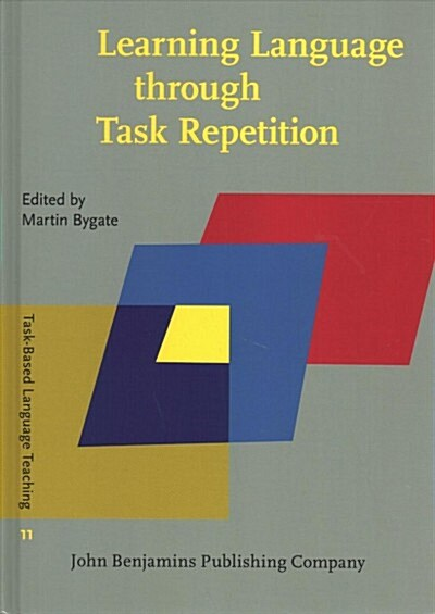 Learning Language Through Task Repetition (Hardcover)