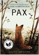 Pax (Paperback, Deckle Edge)