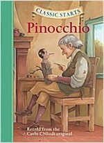 Classic Starts(r) Pinocchio (Hardcover)