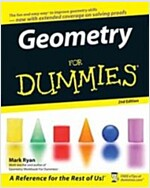Geometry For Dummies (Paperback, 2 Rev ed)