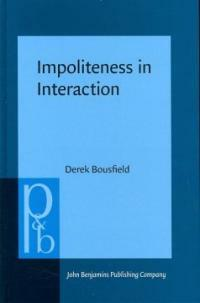 Impoliteness in interaction