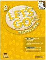 (4판)Let's Go 2: Teacher's Book (Paperback, 4th Edition)