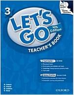 (4판)Let's Go 3: Teacher's Book (Paperback, 4th Edition )