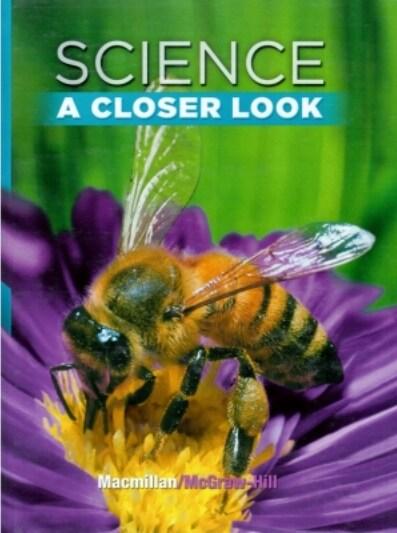 [중고] Science, a Closer Look, Grade 2, Student Edition (Hardcover)
