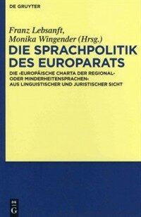 Die Sprachpolitik des Europarats : die
