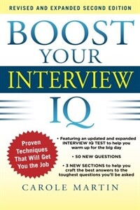 Boost Your Interview IQ 2/E (Paperback, 2, Revised)