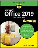 Office 2019 for Seniors for Dummies (Paperback)