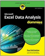 Excel Data Analysis for Dummies (Paperback, 4)