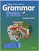 Grammar: Two: Student's Book with Audio CD (Package, 3 Revised edition)