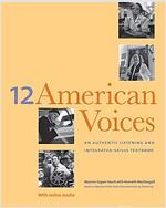 Twelve American Voices (Paperback)