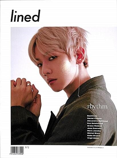 Lined Magazine (계간 미국판): 2018년 04월호 (EXO 백현 표지) 라인드 매거진