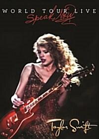 [수입] [블루레이] Taylor Swift - Speak Now World Tour Live