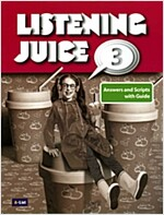 Listening Juice : Script and Answer with Guide 3