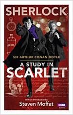 Sherlock: A Study in Scarlet (Paperback)