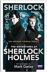 Sherlock: The Adventures of Sherlock Holmes (Paperback)